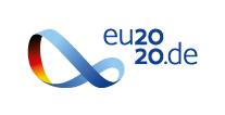 Logo der deutschen Präsidentschaft im Rat der Europäischen Union | externer Link auf die Startseite EU2020